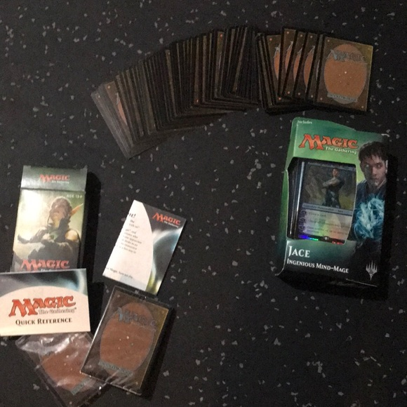 Magic cards